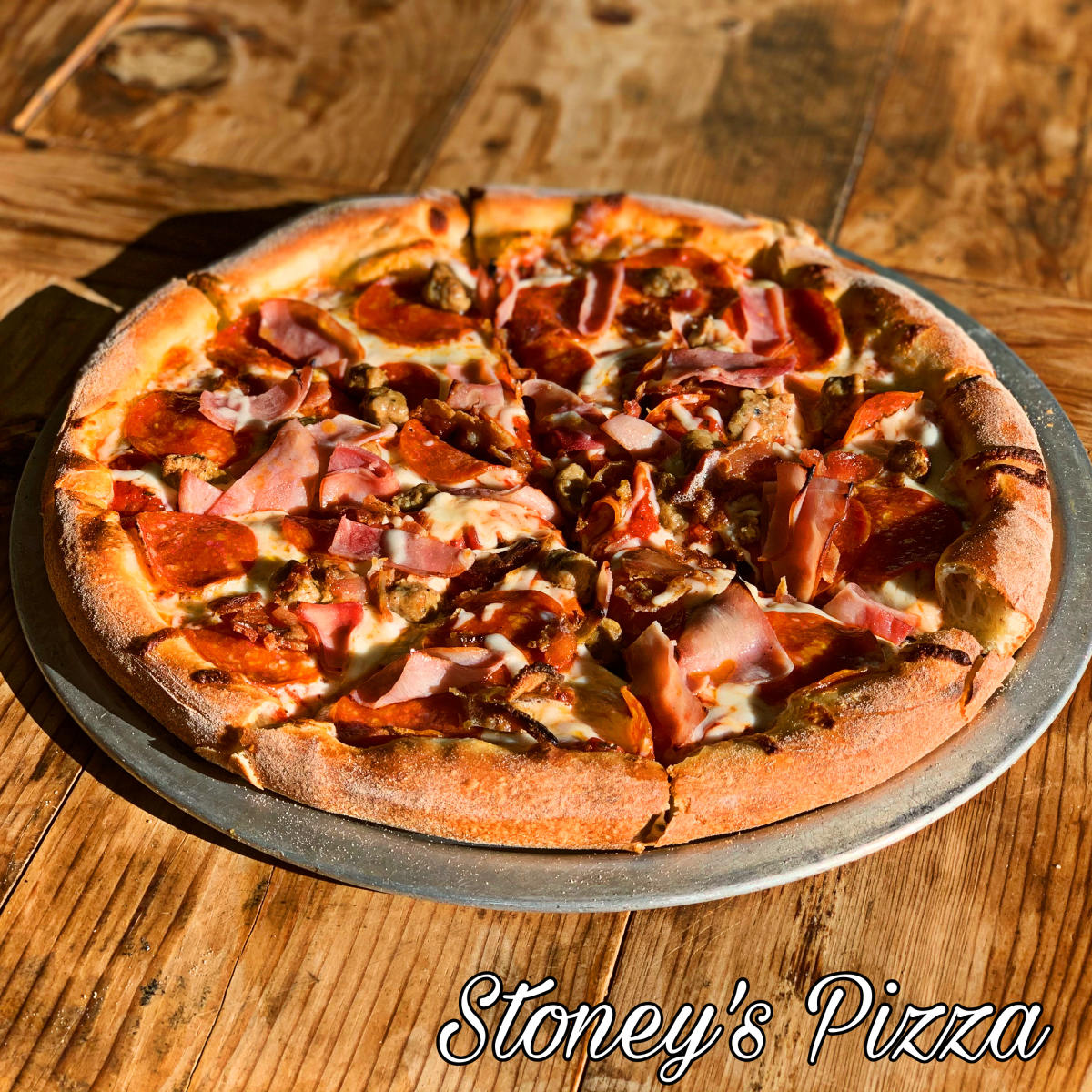 Stoney's Pizza in Sunset Beach