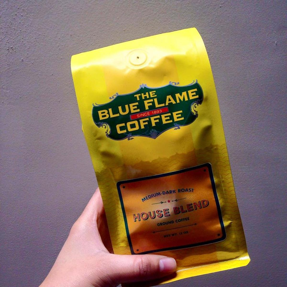 The Blue Flame Coffee