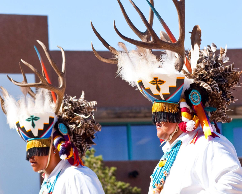 American Indian Week - Dancers