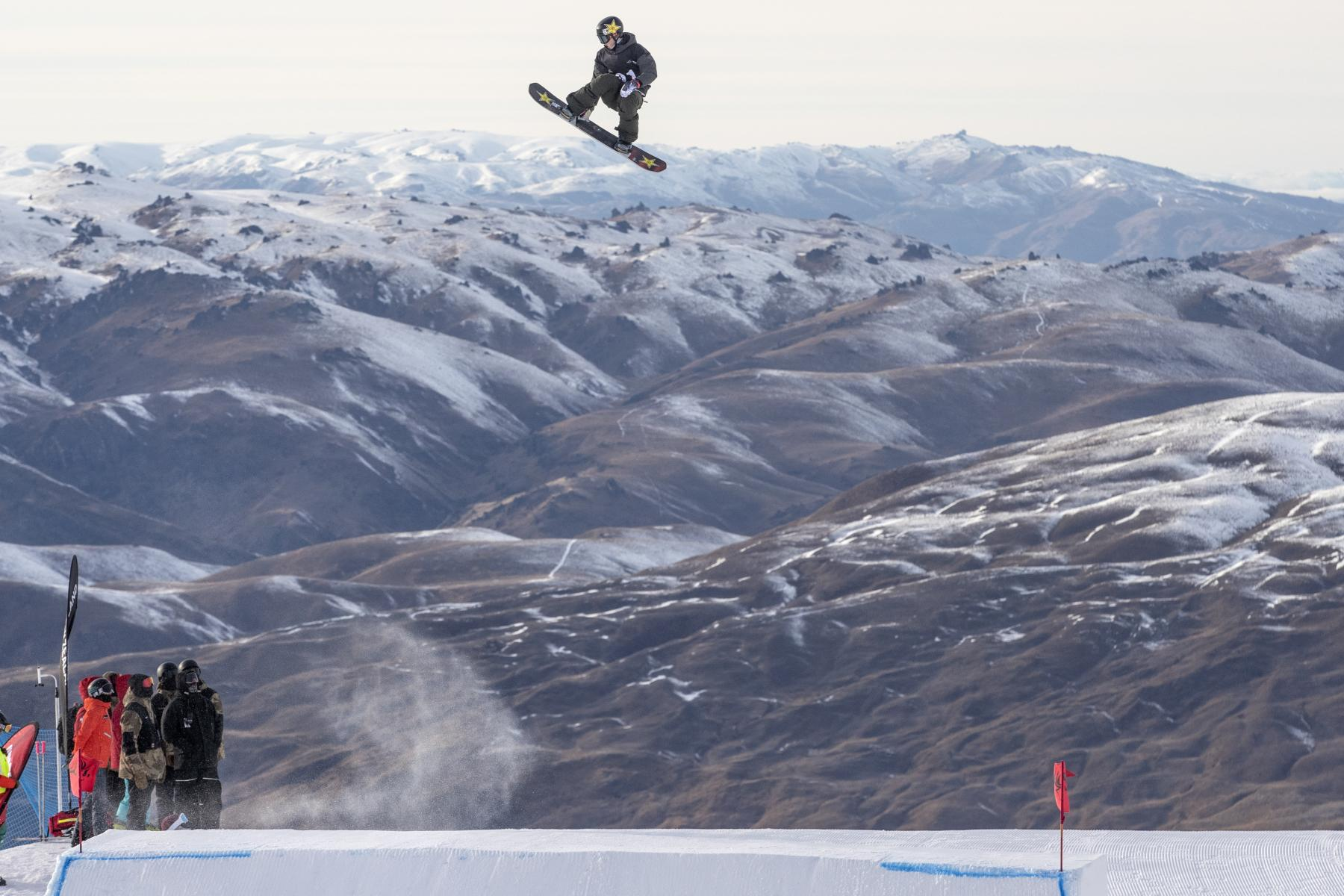 Winter Games Big Air 2019