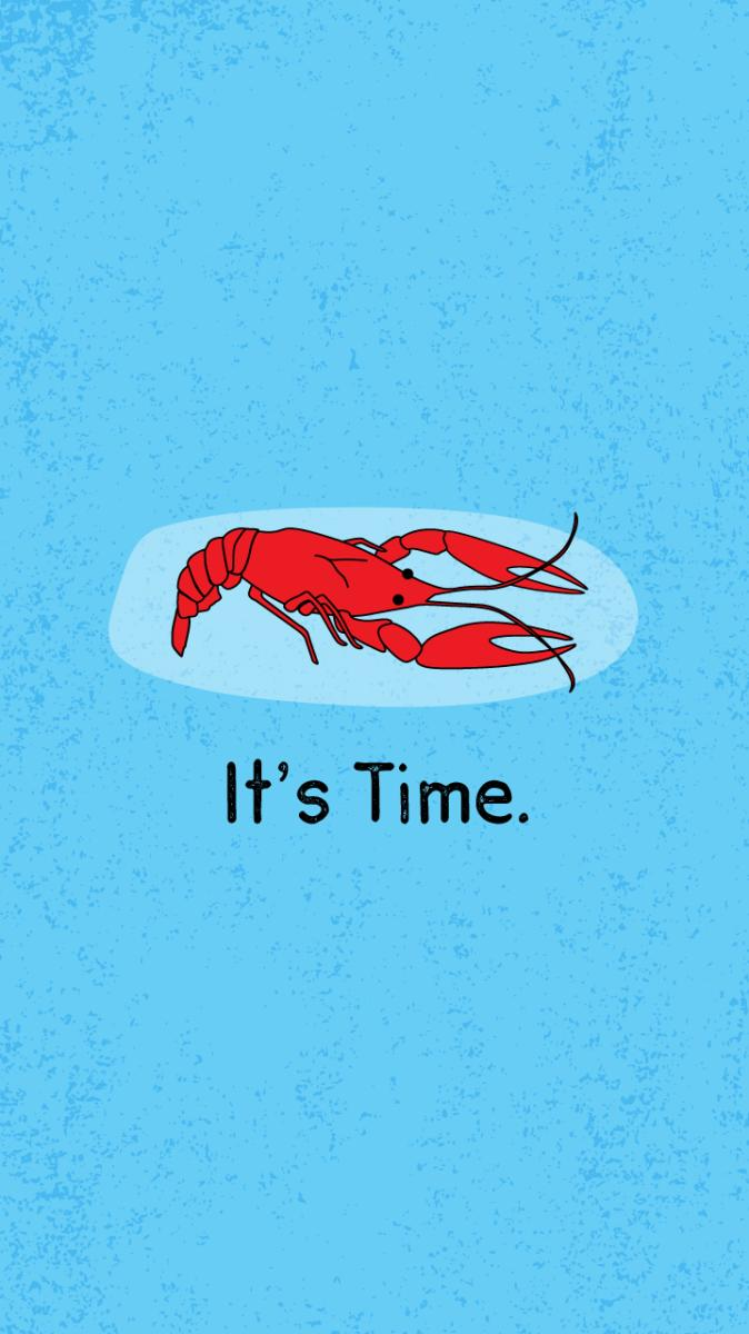 Crawfish Wallpaper 4