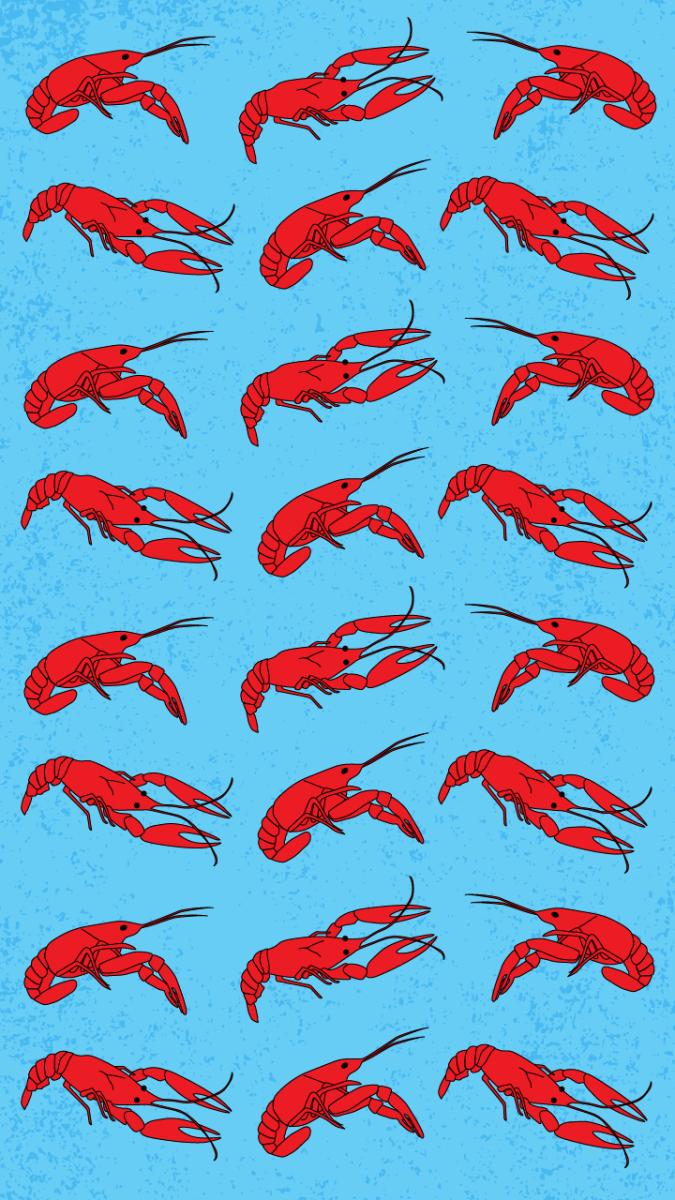 Crawfish Wallpaper 2