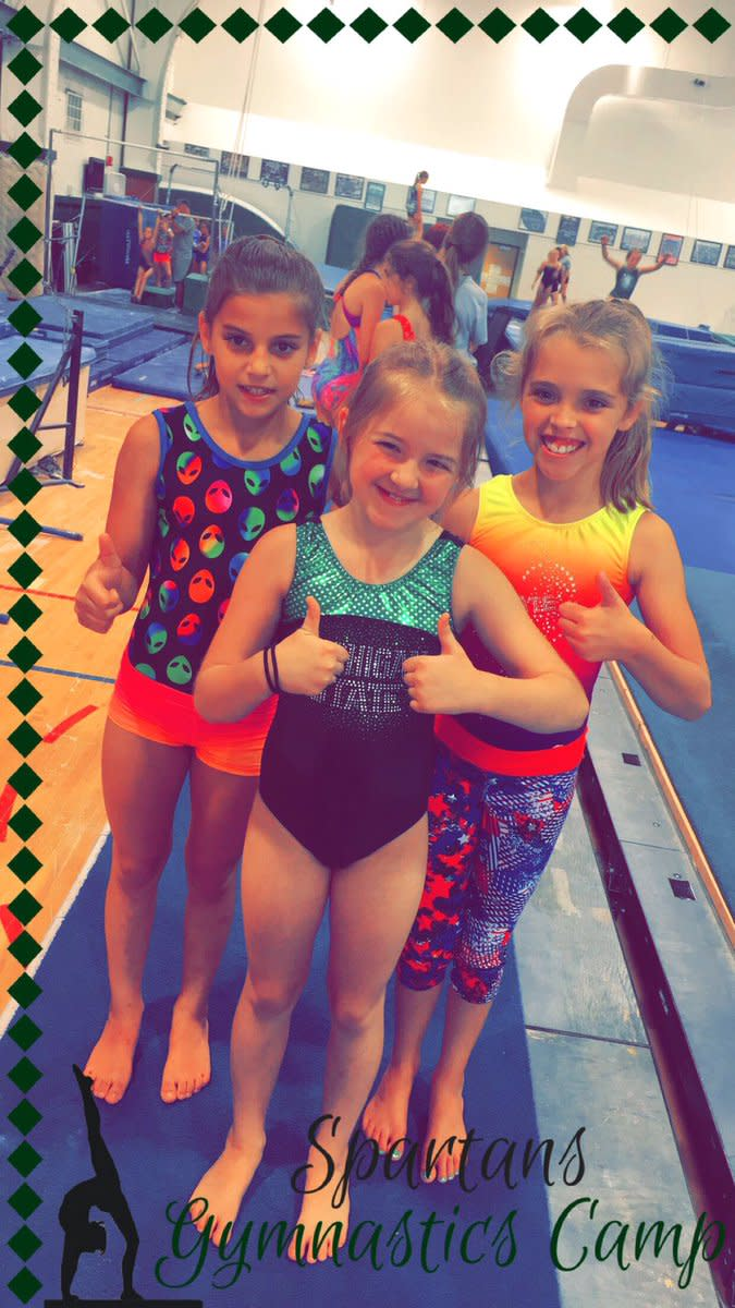 MSU Gymnastics Camp