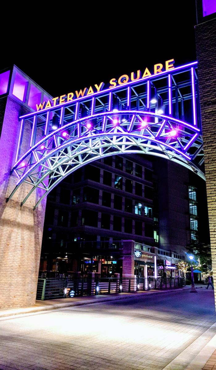 Waterway Square - The Woodlands