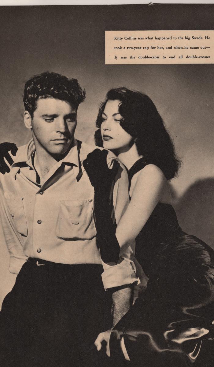 The Killers - Ava and Burt Lancaster