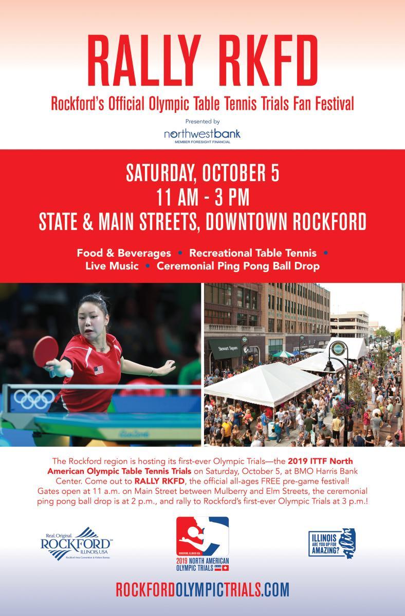 Rally RKFD poster