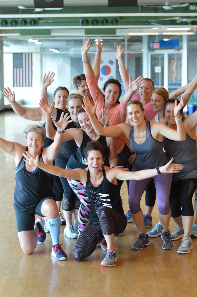 RecPlex Group Fitness Class