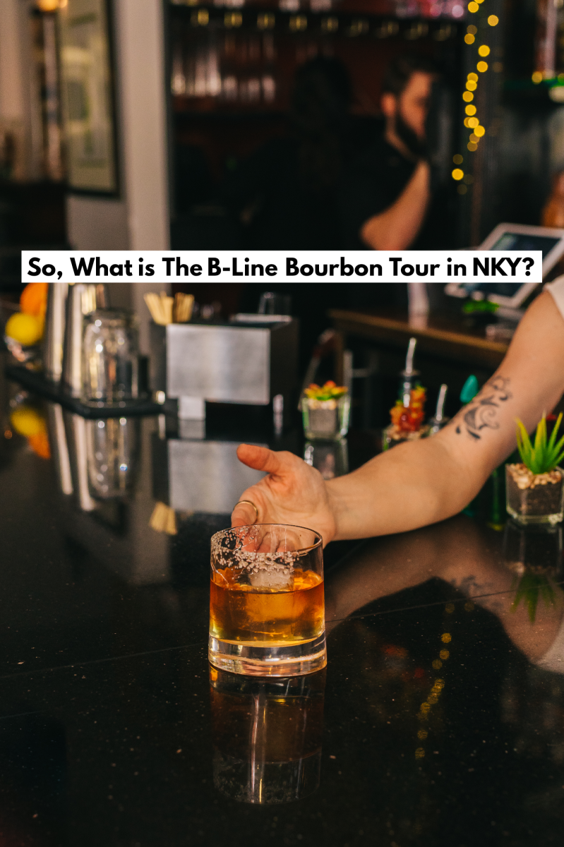 What is The B-Line Bourbon Tour?