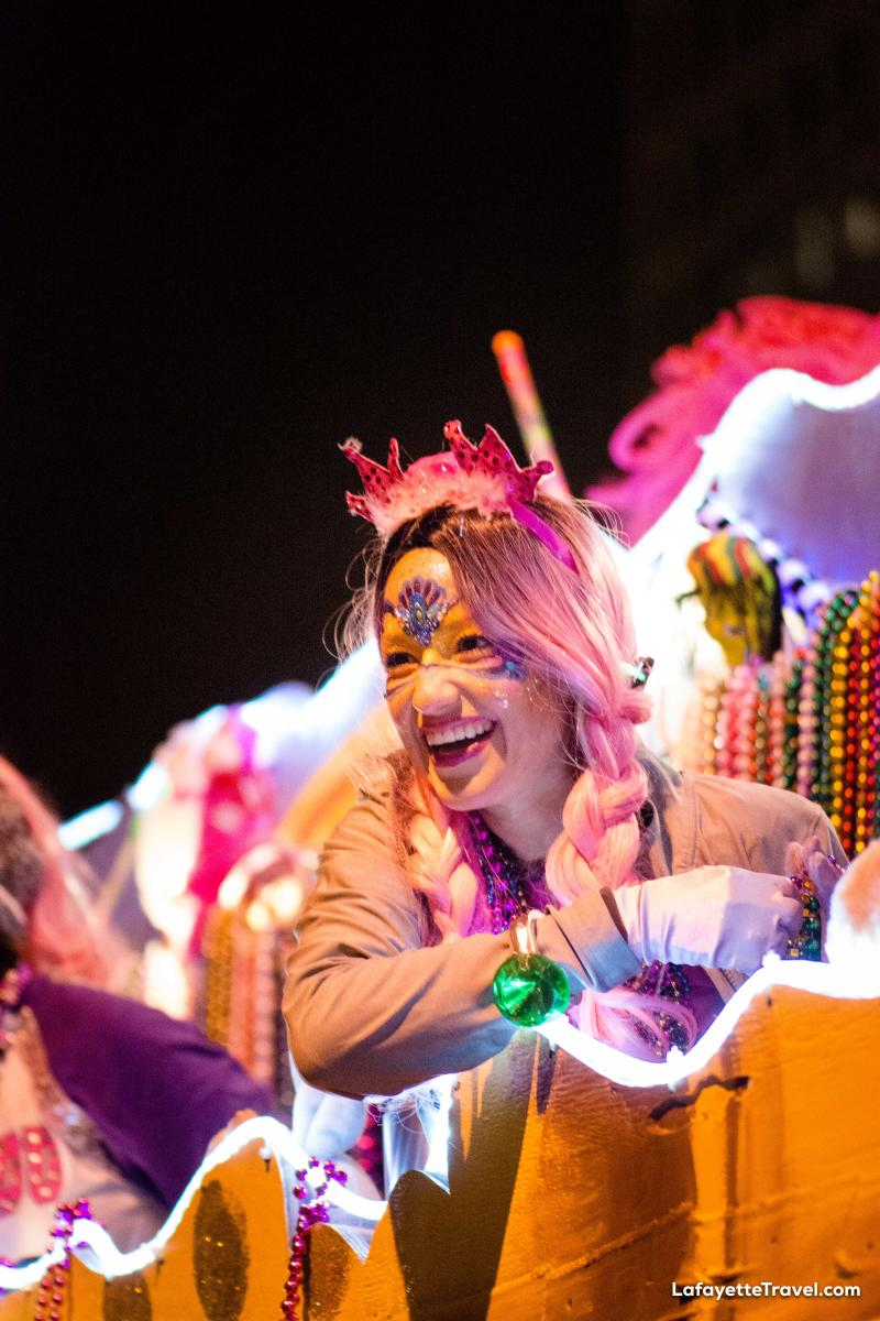 2018 Mardi Gras Queen's Parade
