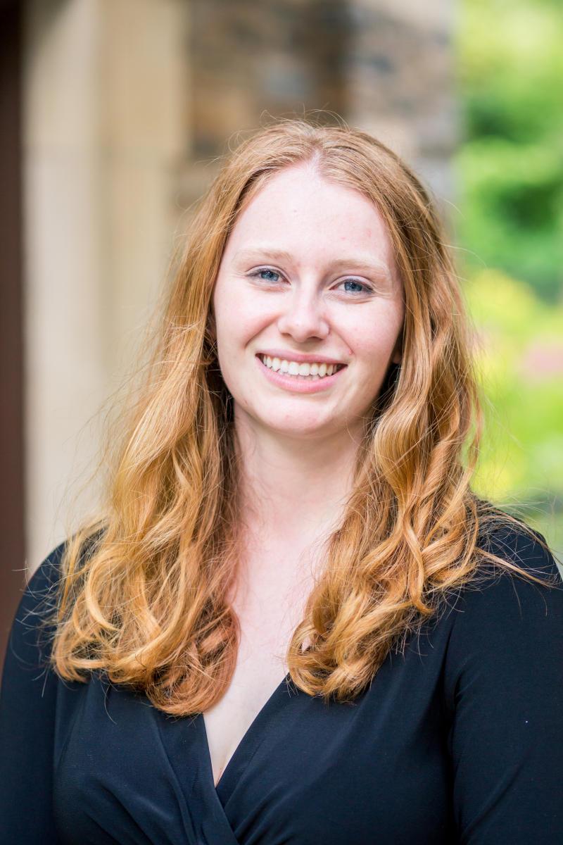 Jessica Petrovich, Westmoreland Heritage Coordinator