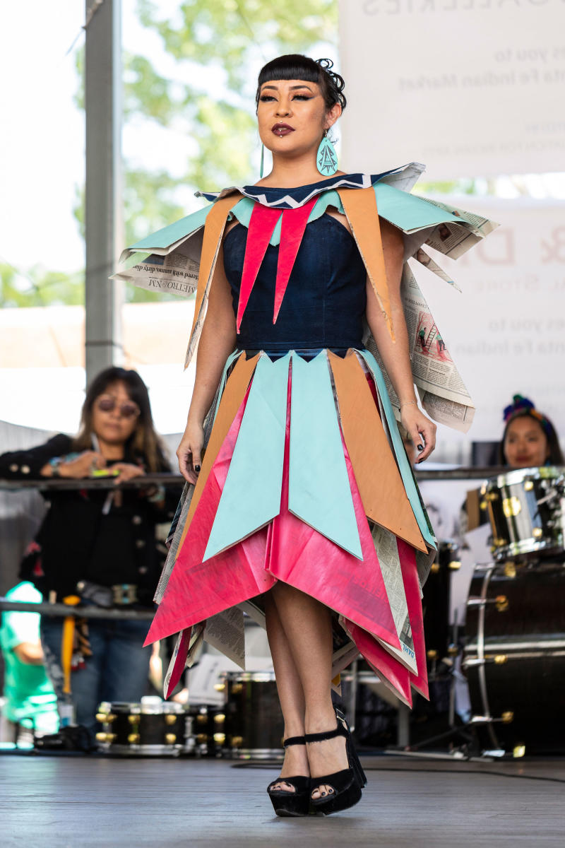 The Incredible Influence Of New Mexico S Native Fashion Designers