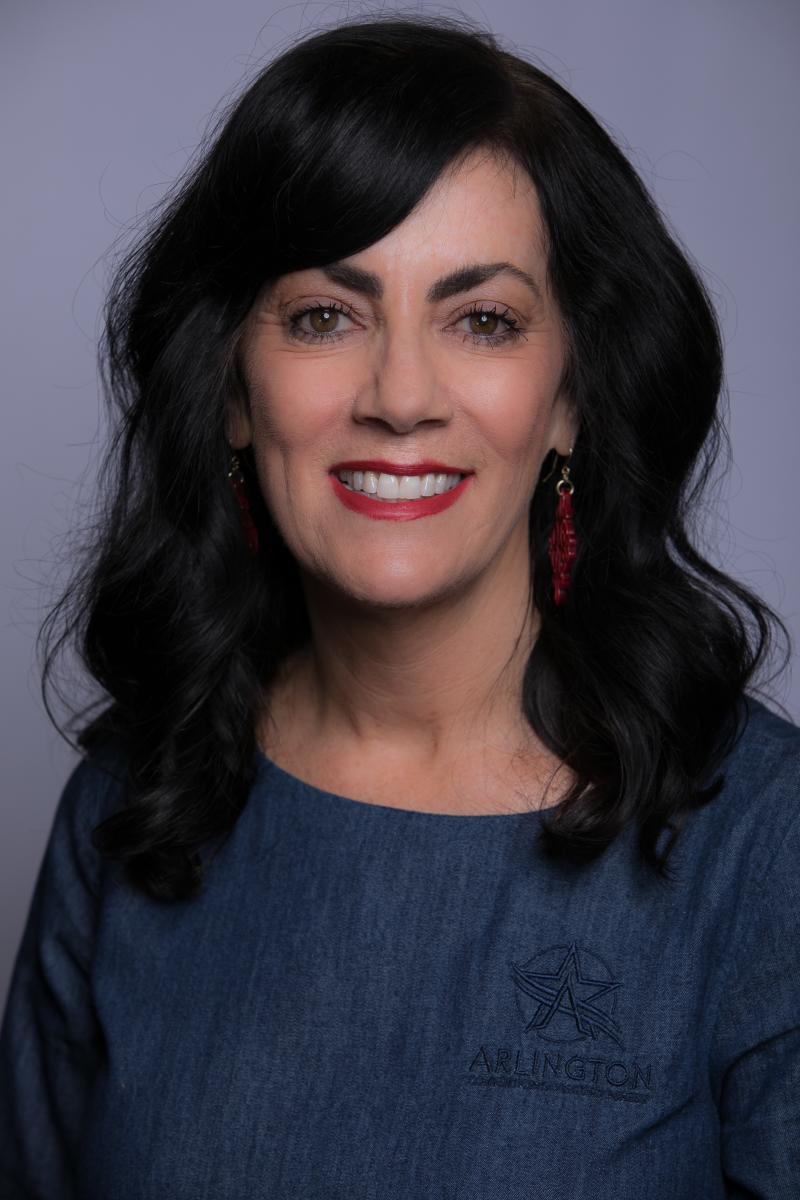 Head shot of Director of National Accounts Ellen Brown