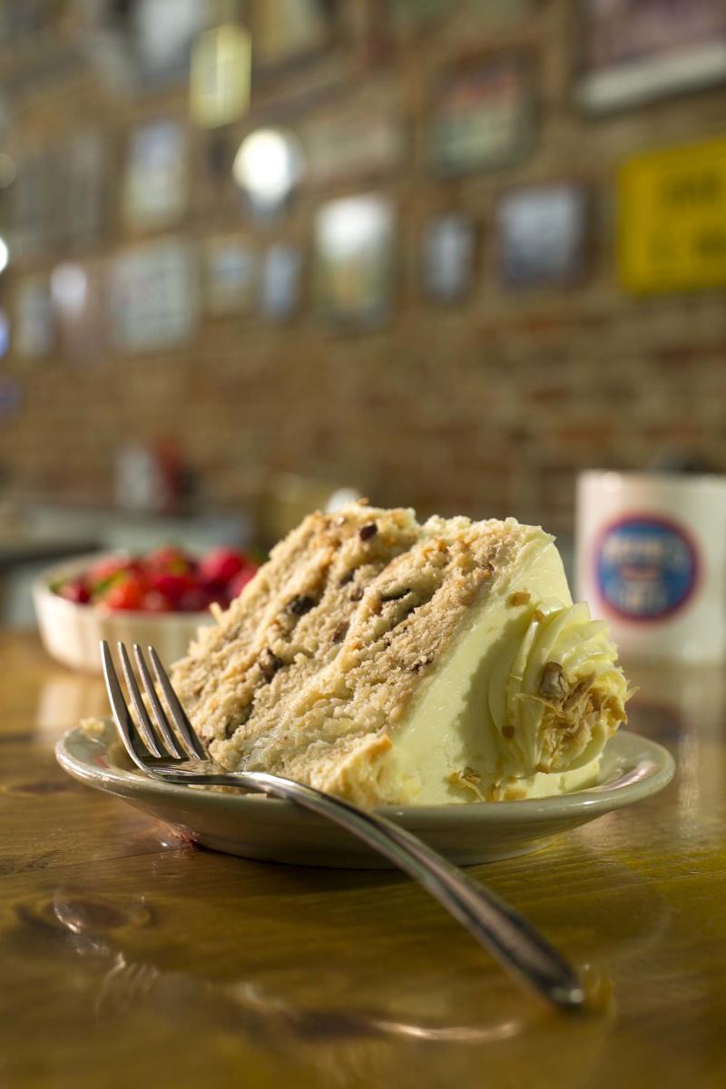 Maxines Cafe Pie