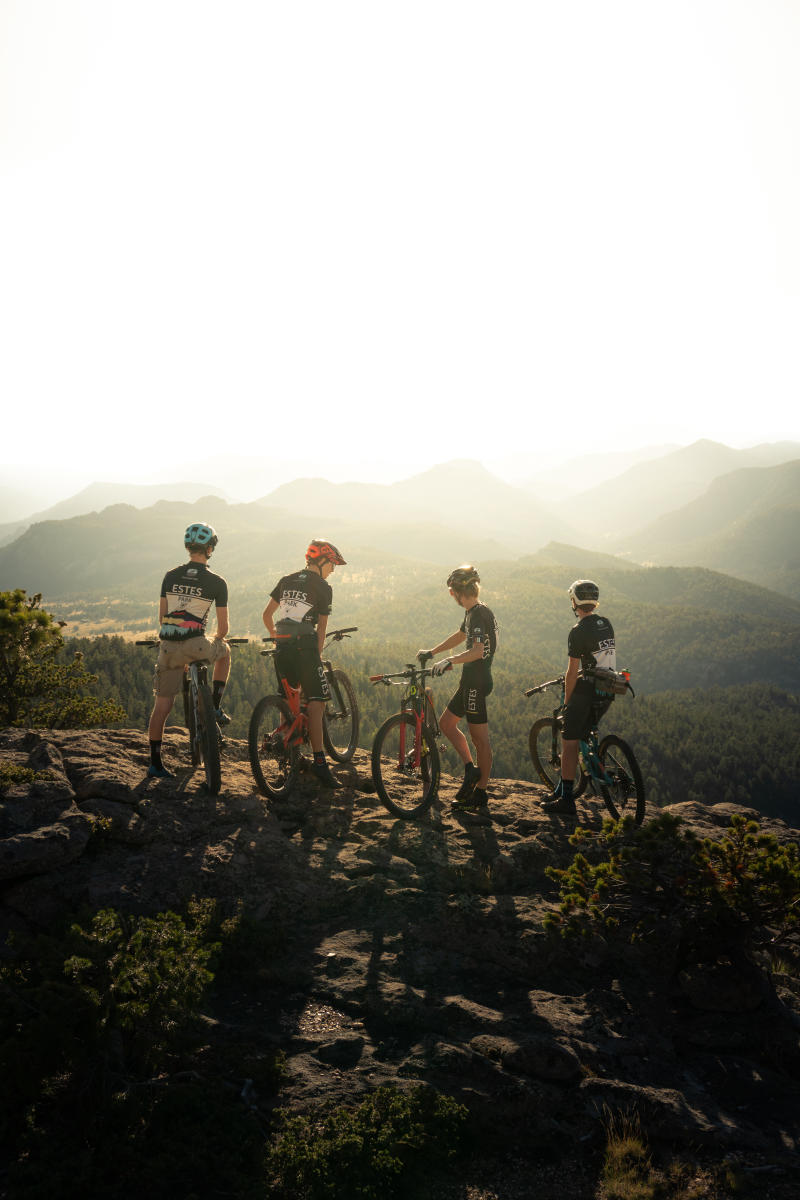 Joey Schuscler, Athlete in Residence, High School MTB Team