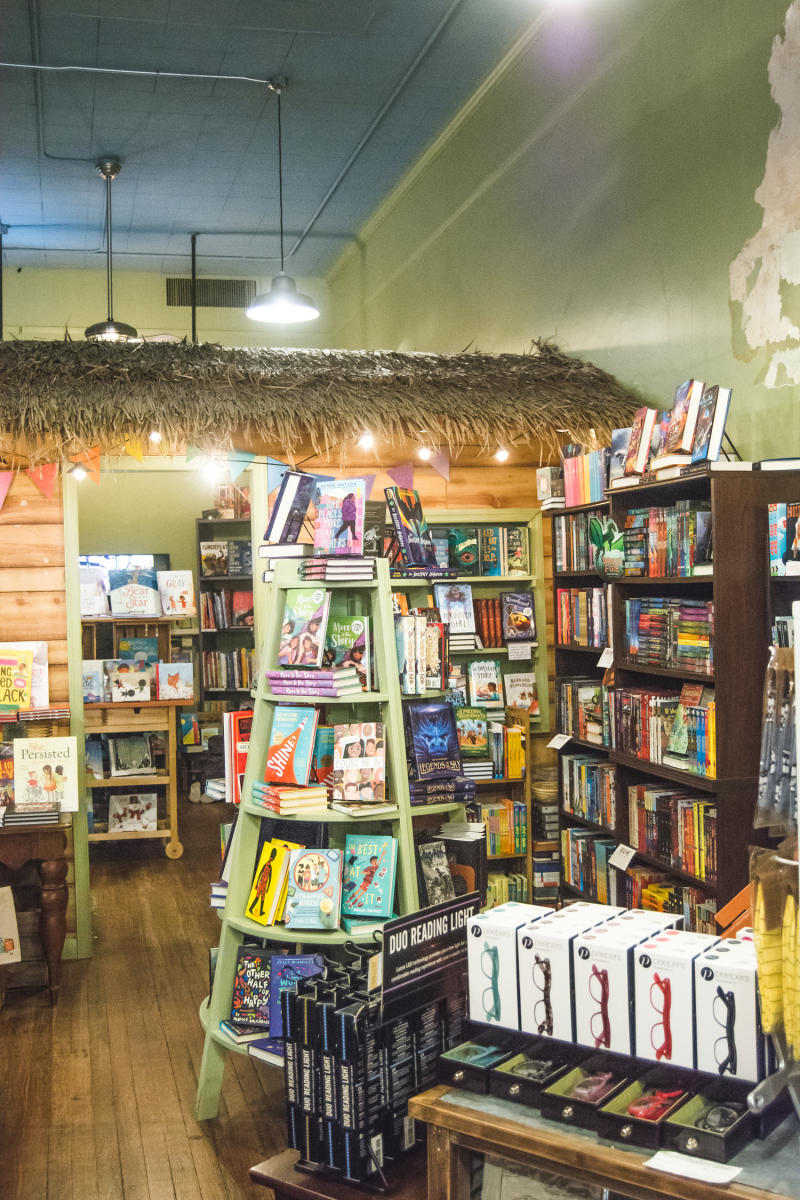 Curious Iguana books