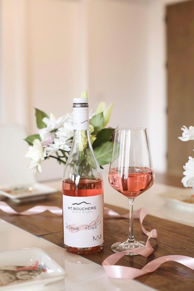 Mt. Boucherie Winery - Rose