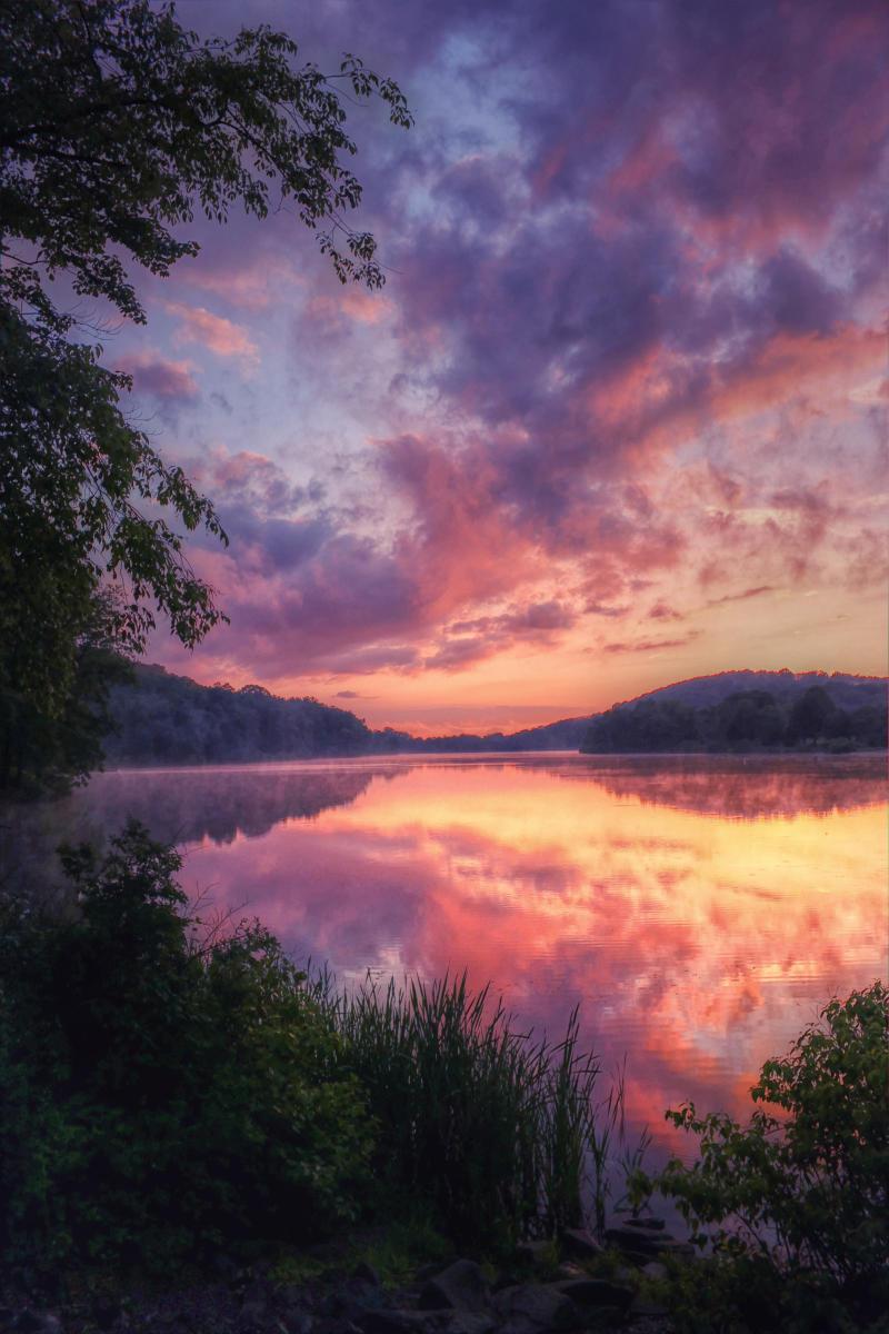 Keystone State Park by Carolyn Anderson