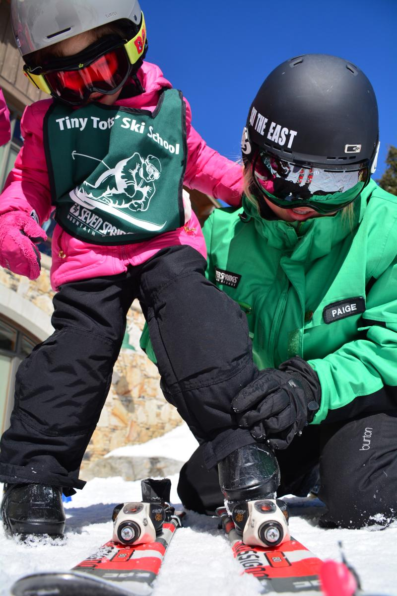 Seven Springs Snowsports School