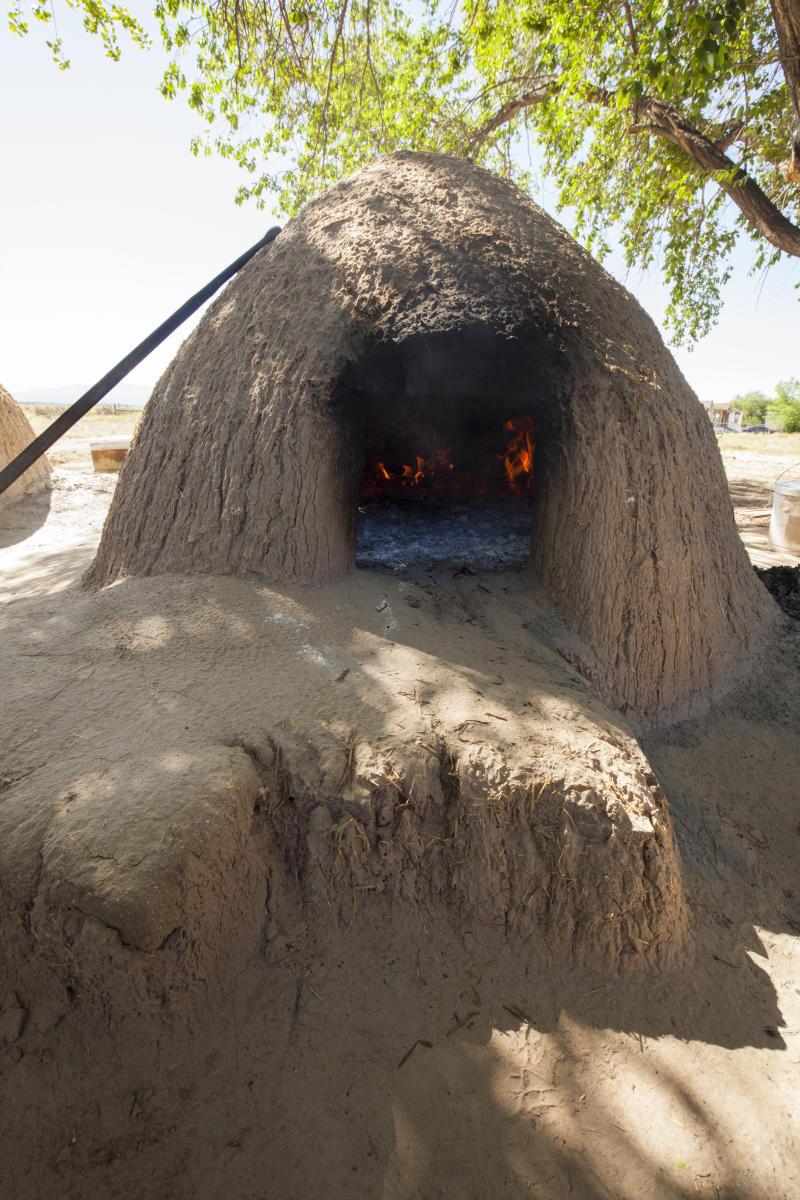 Horno Pueblo Oven