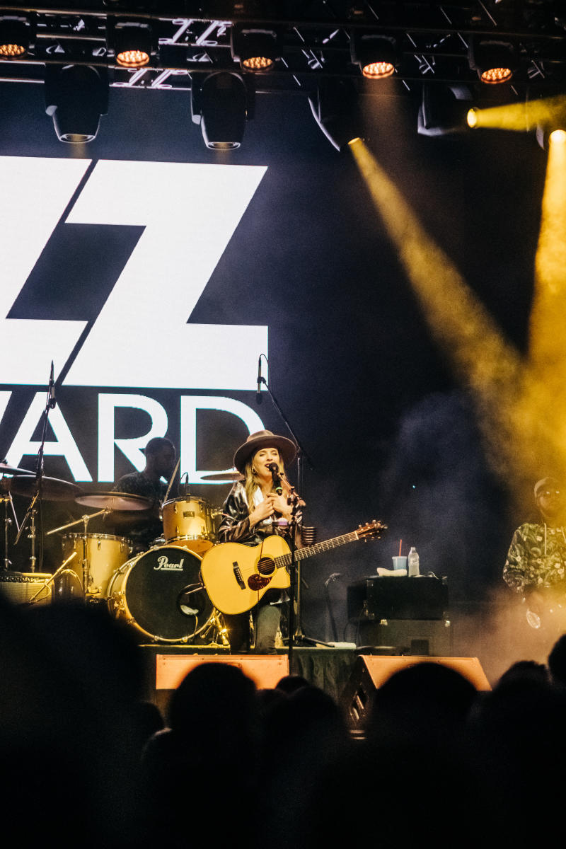 ZZ Ward at 2019 Farm-to-Fork Festival