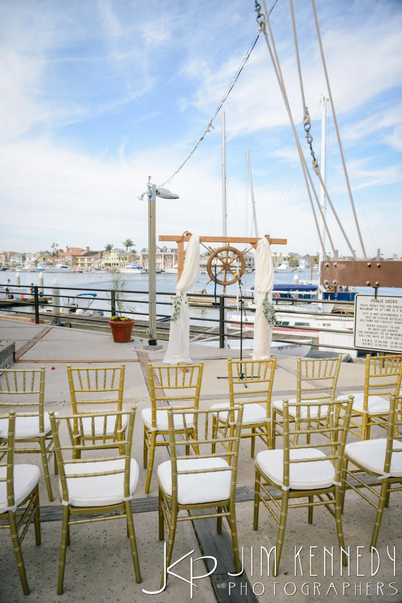Wedding venue at the Huntington Harbour Yacht Club