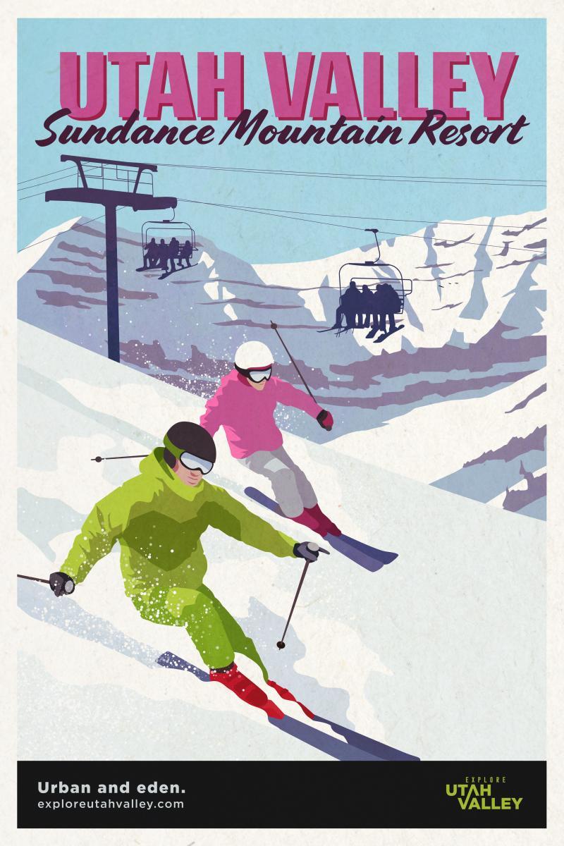 Sundance Resort Winter