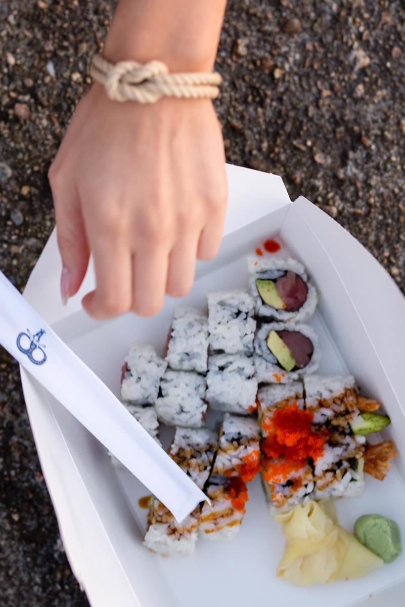 Summer Sushi Newport