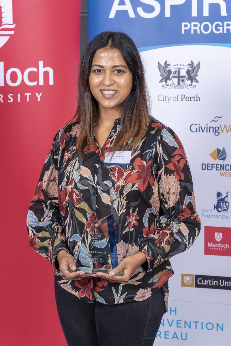 Murdoch University ASPIRE Award 2019