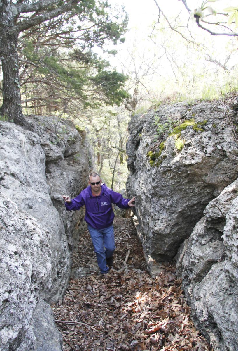Elk City Table Mound Trail