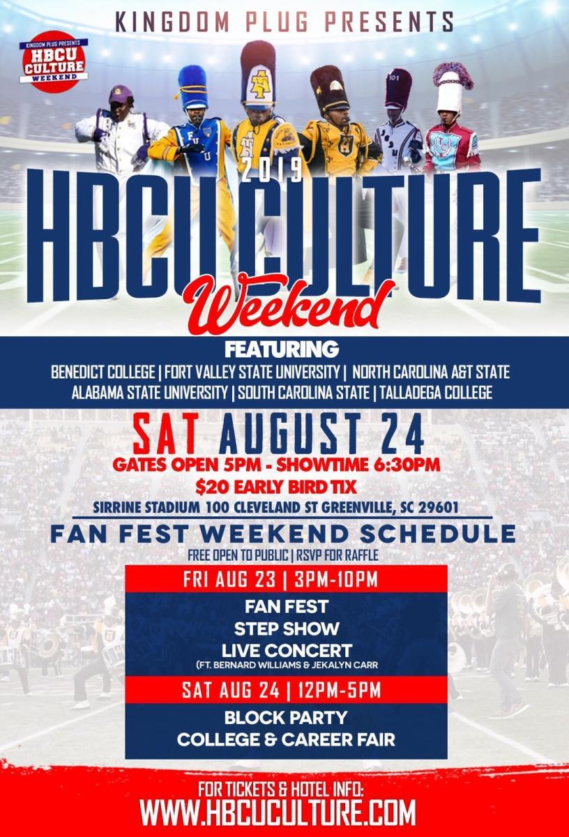 HBCU Culture Weekend