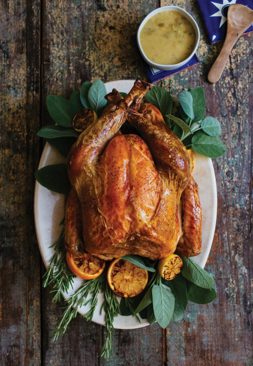 An Ex-Pat's New Mexican Thanksgiving Turkey