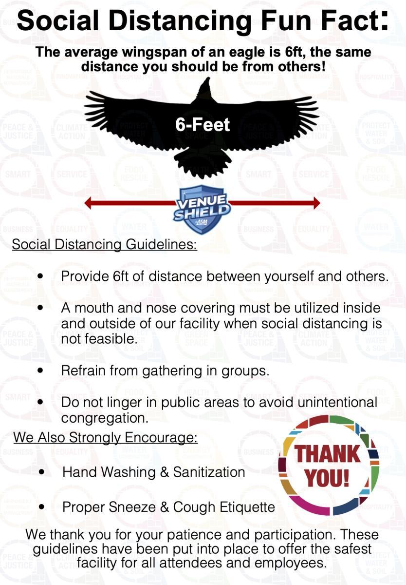MAEC Social Distancing