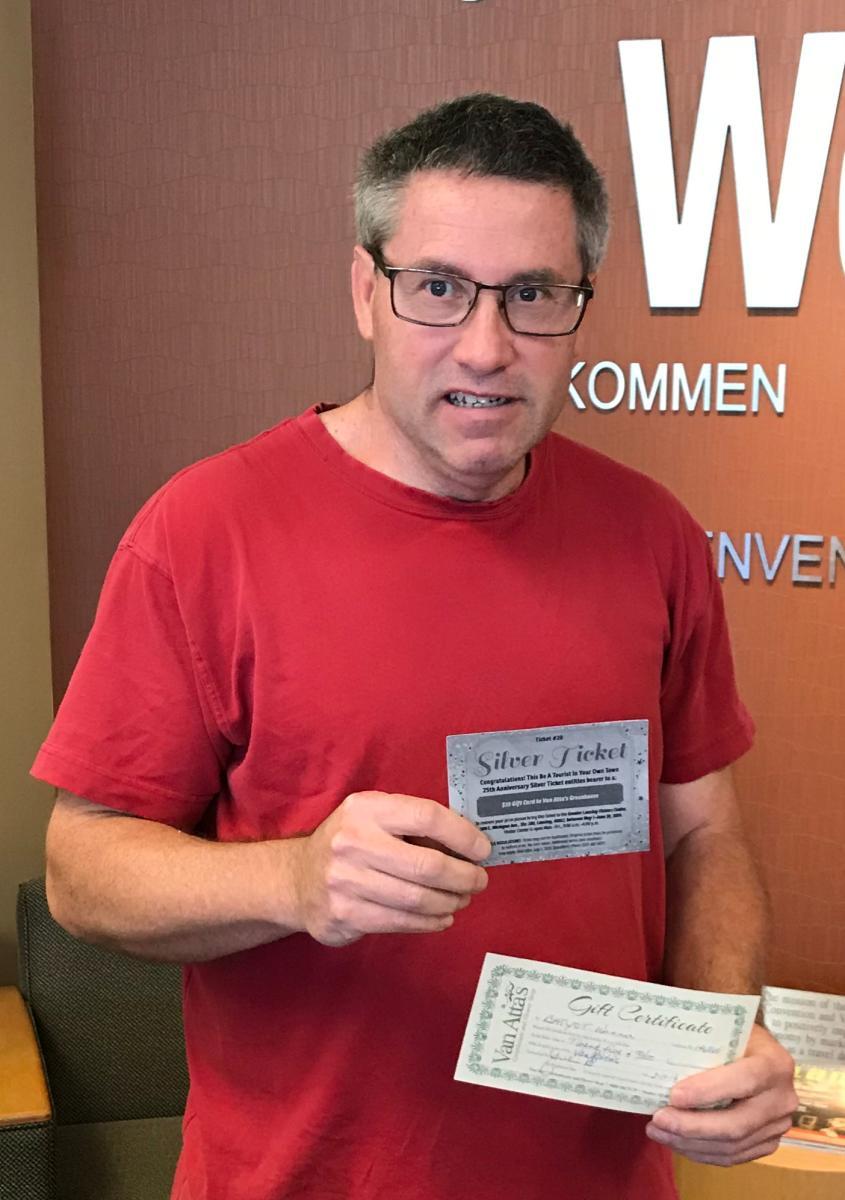 Martin B. Wins Silver Ticket - BATYOT 2019
