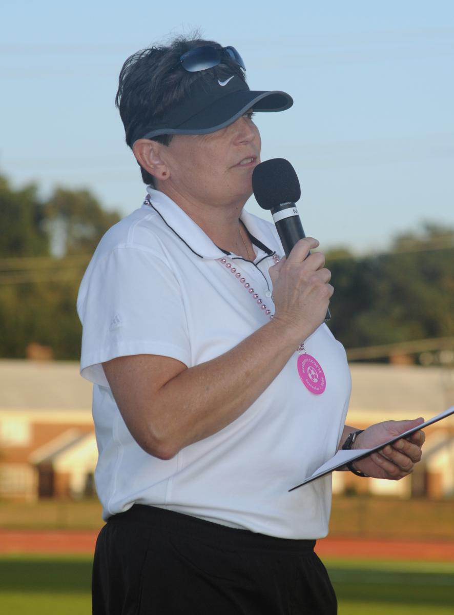 Jackie Myers, Meredith College Athletics Director