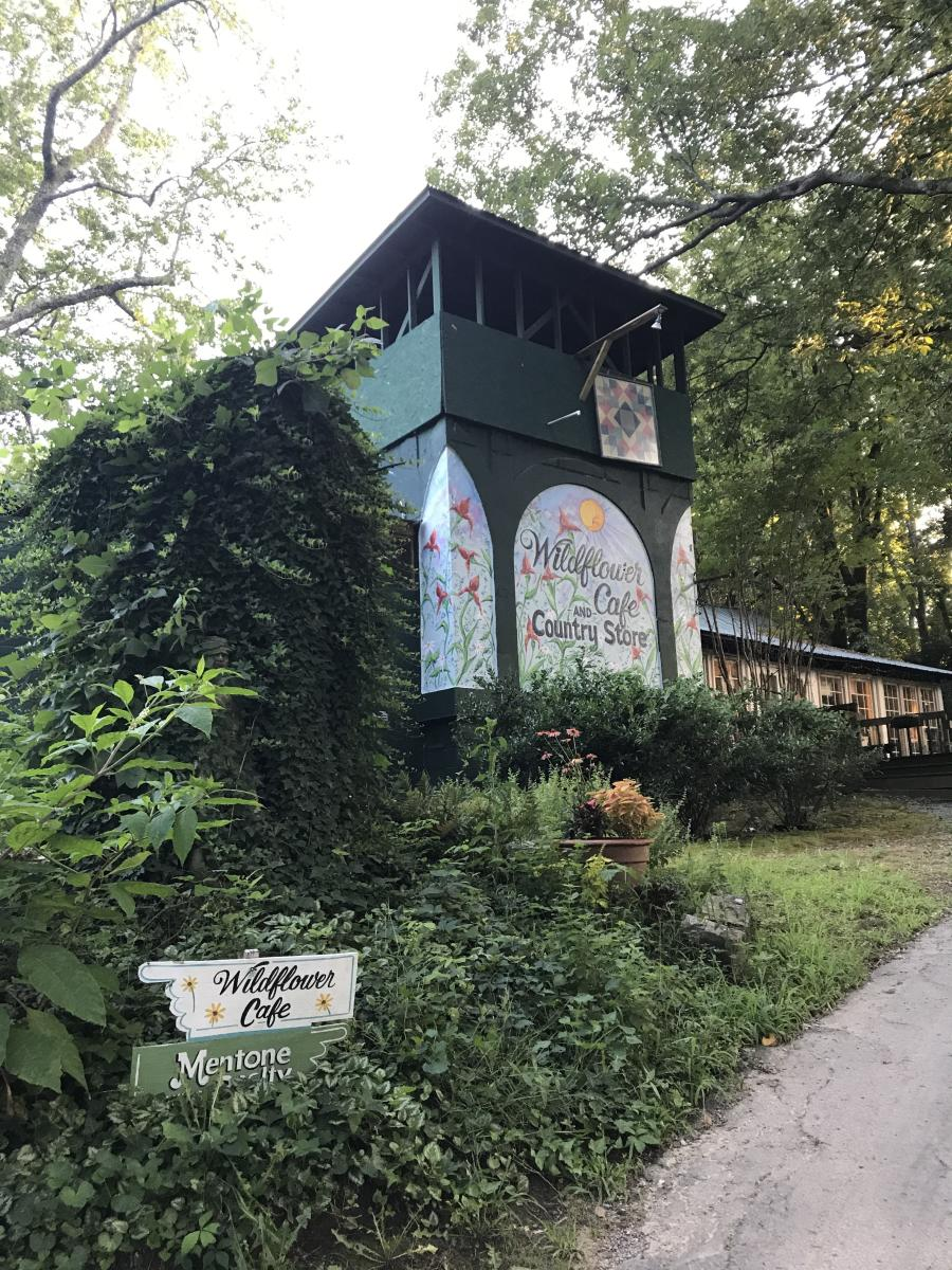 Carley's Adventures: Wildflower Cafe