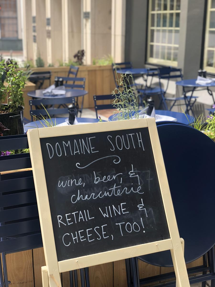 Domaine South