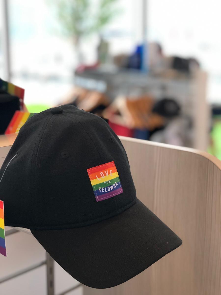 Love for Kelowna Pride Hat