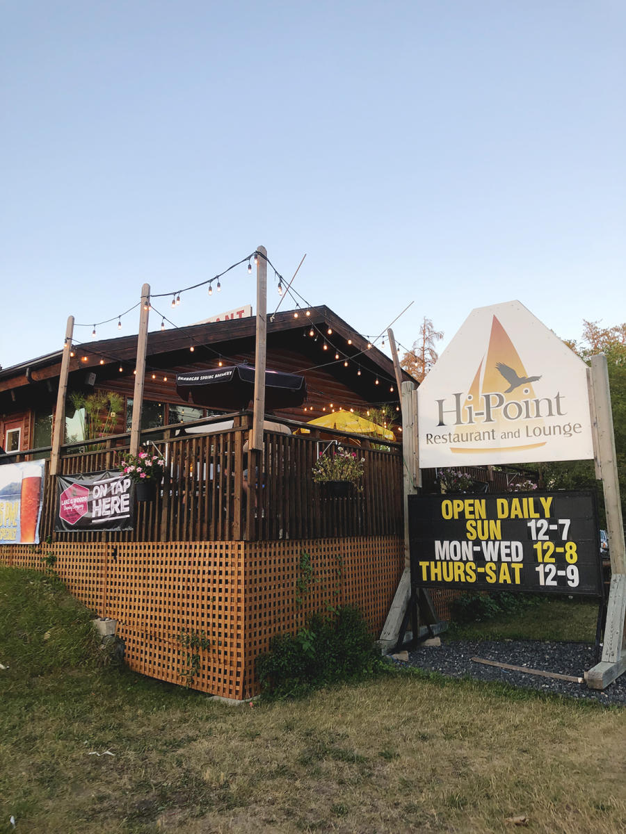 Hi-Point Restaurant and Lounge