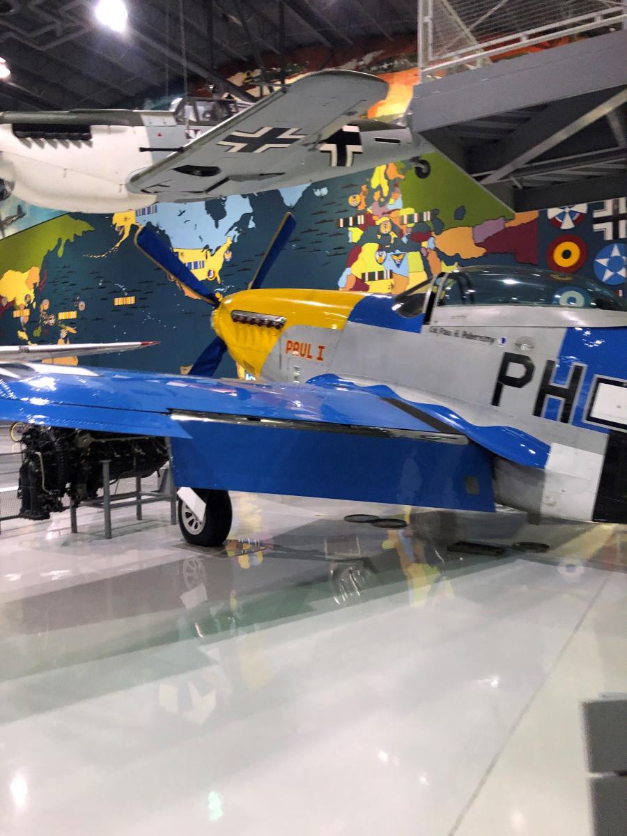 eagle hangar