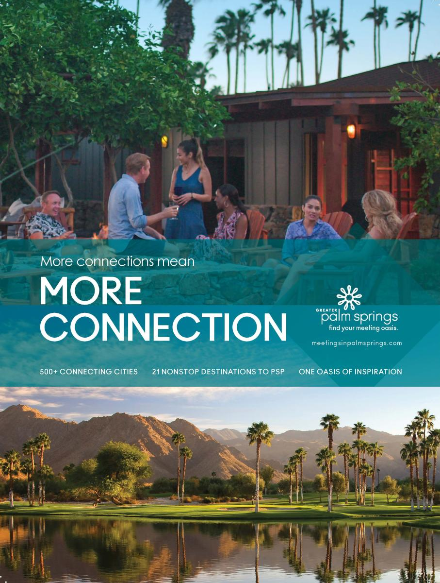 PCMA Meetings Summer Advertisement