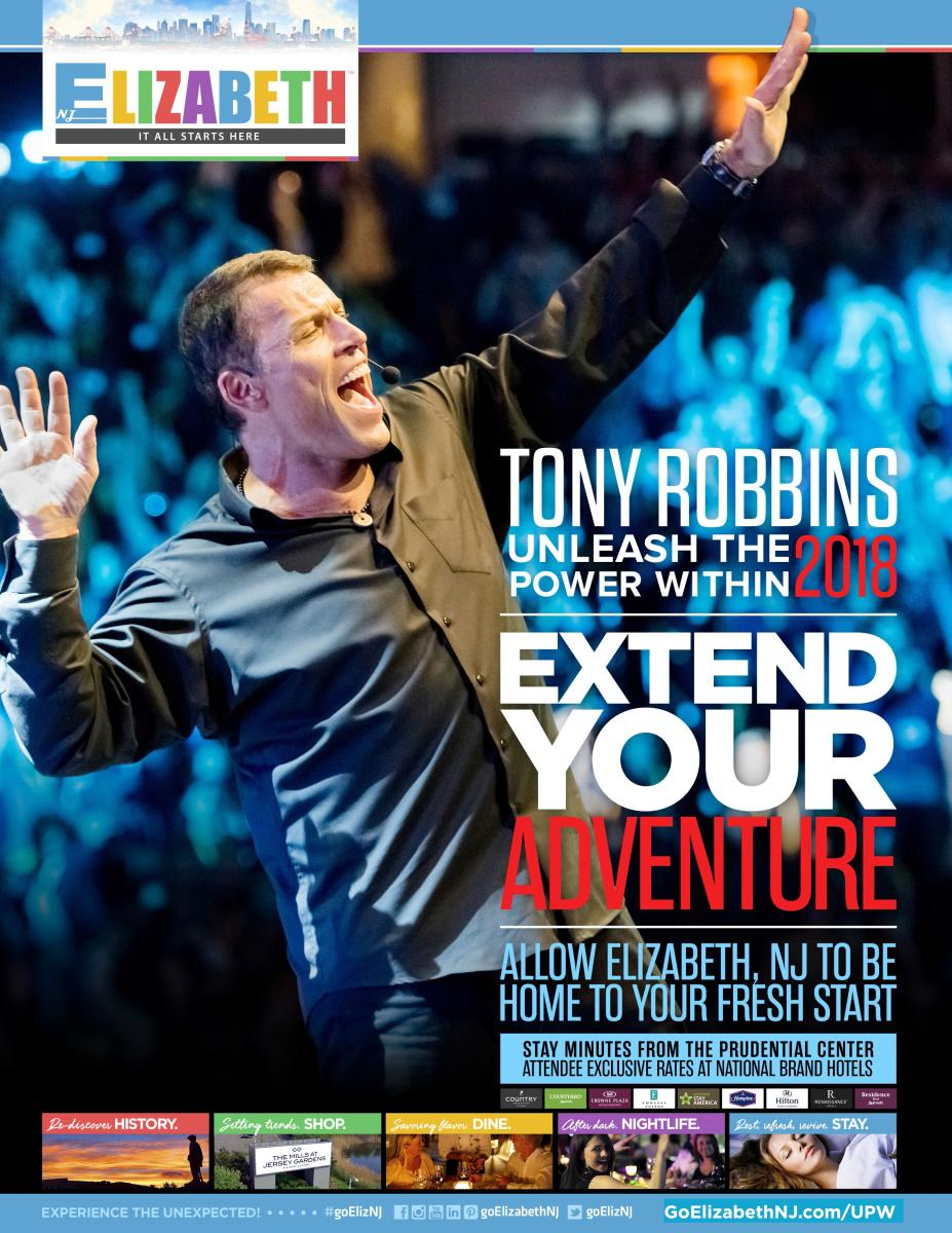 EDMO-Tony-Robbins-Extend-Your-Adventure flyer