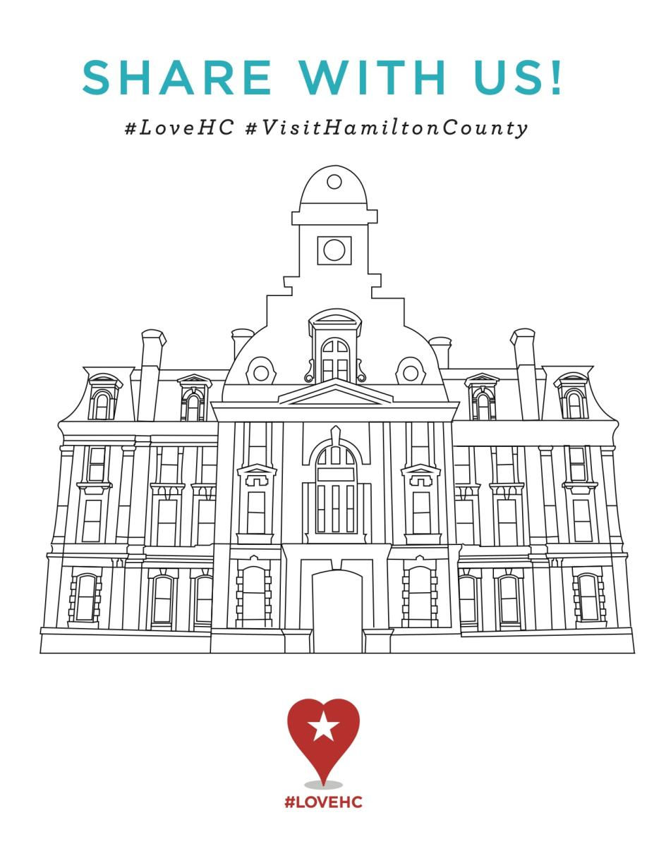 Coloring Sheet - Courthouse
