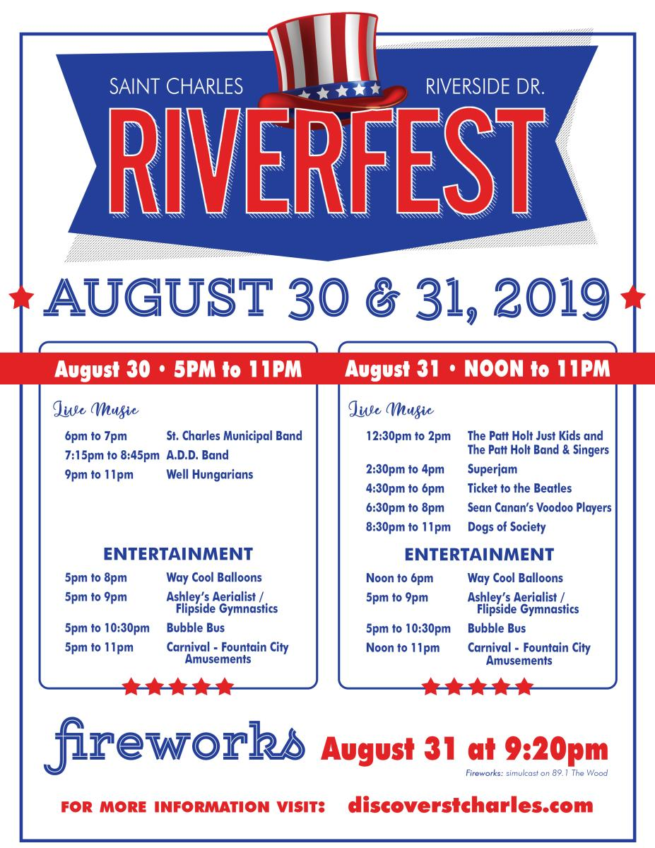 UPDATED Riverfest Flyer
