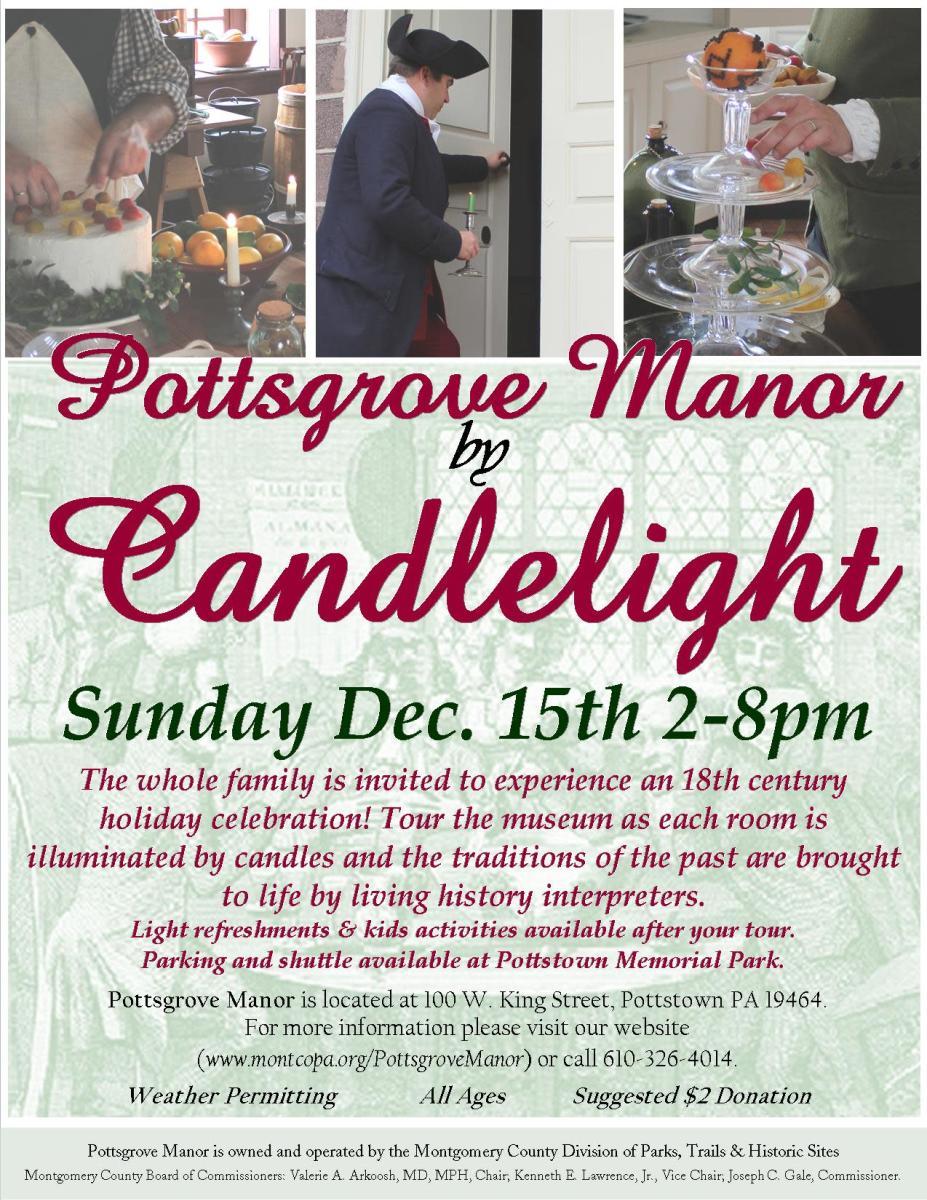 Candlelight Pottsgrove