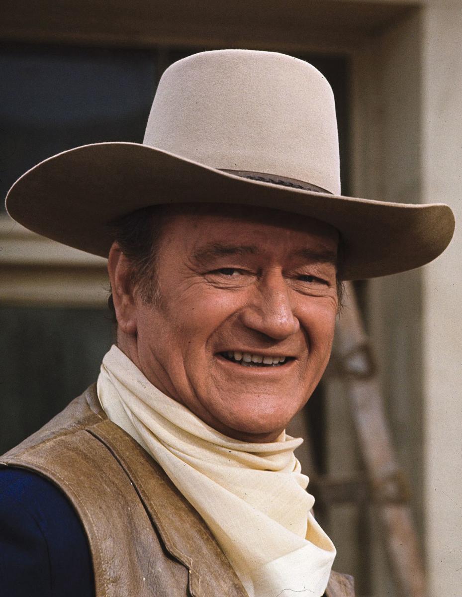 Catch Des Moines - John Wayne