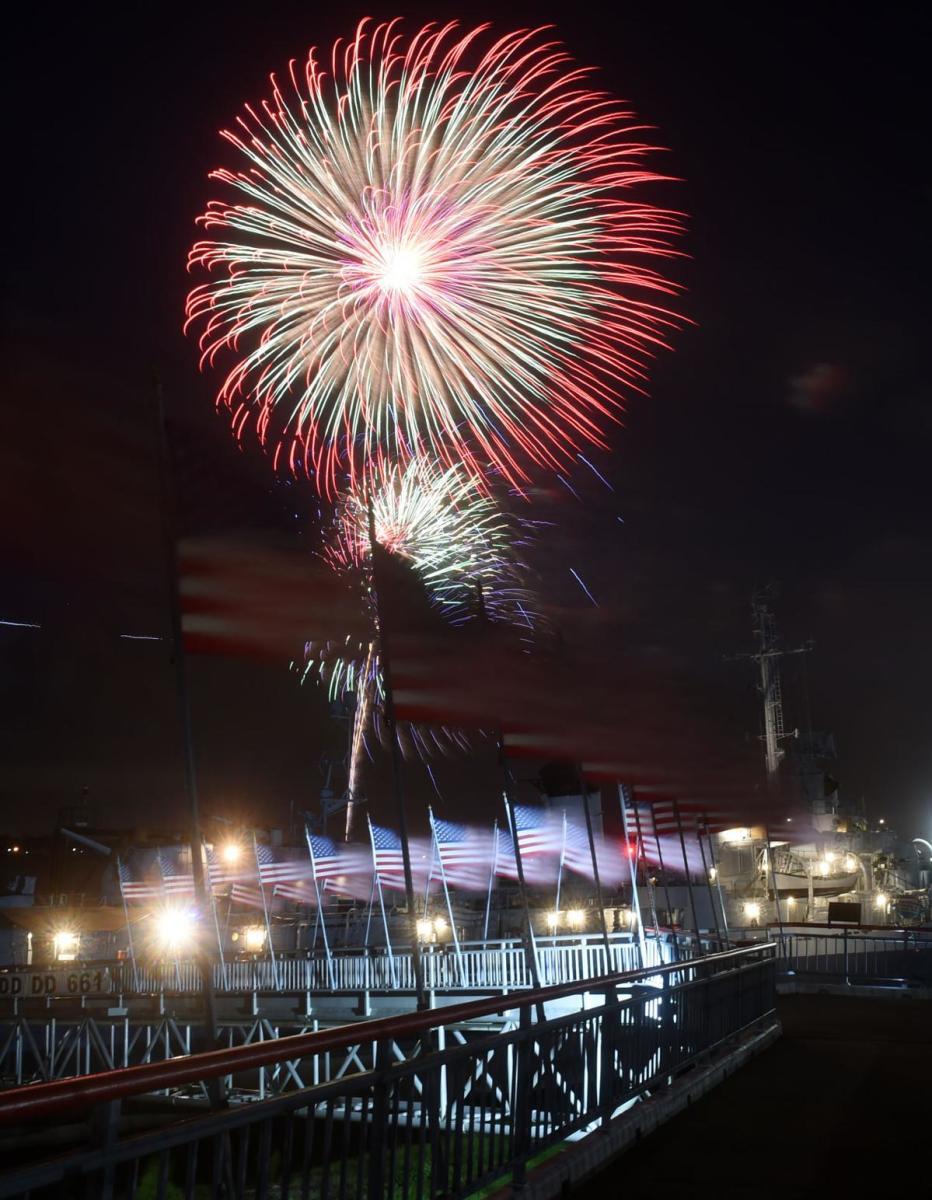 Fireworks July 4