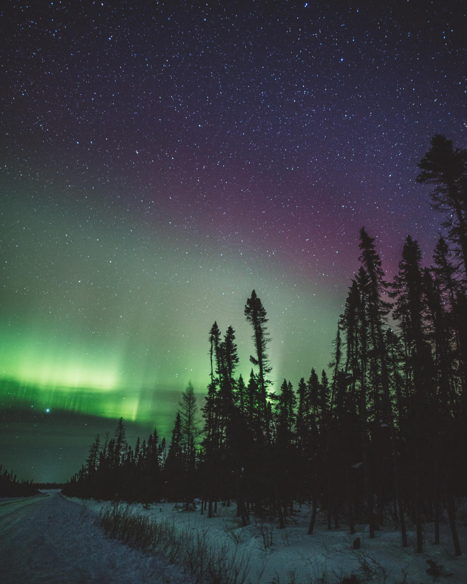 The Pas_Northern Lights