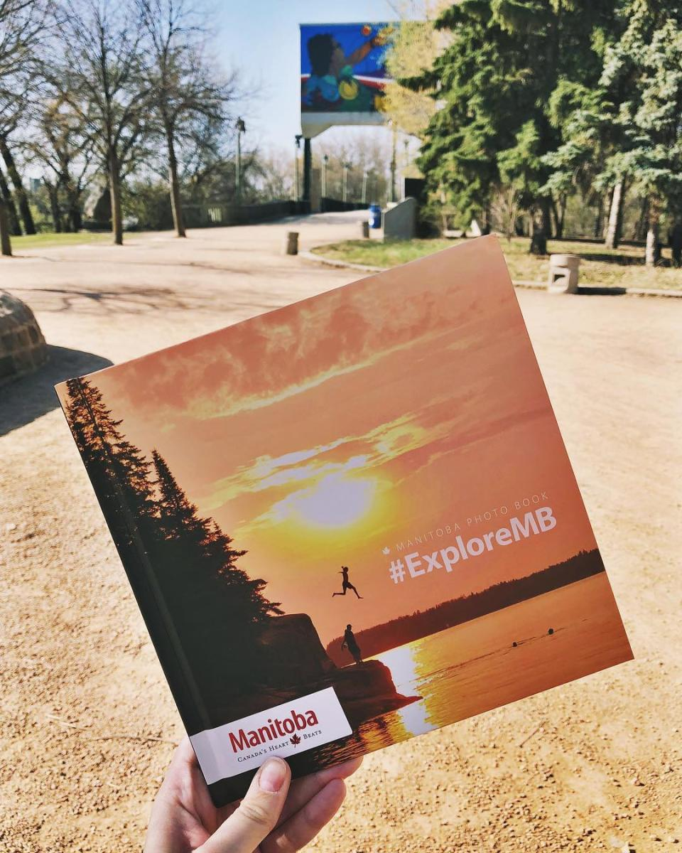 #ExploreMB Book