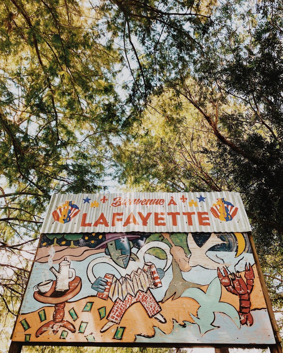 Bienvenue À Lafayette