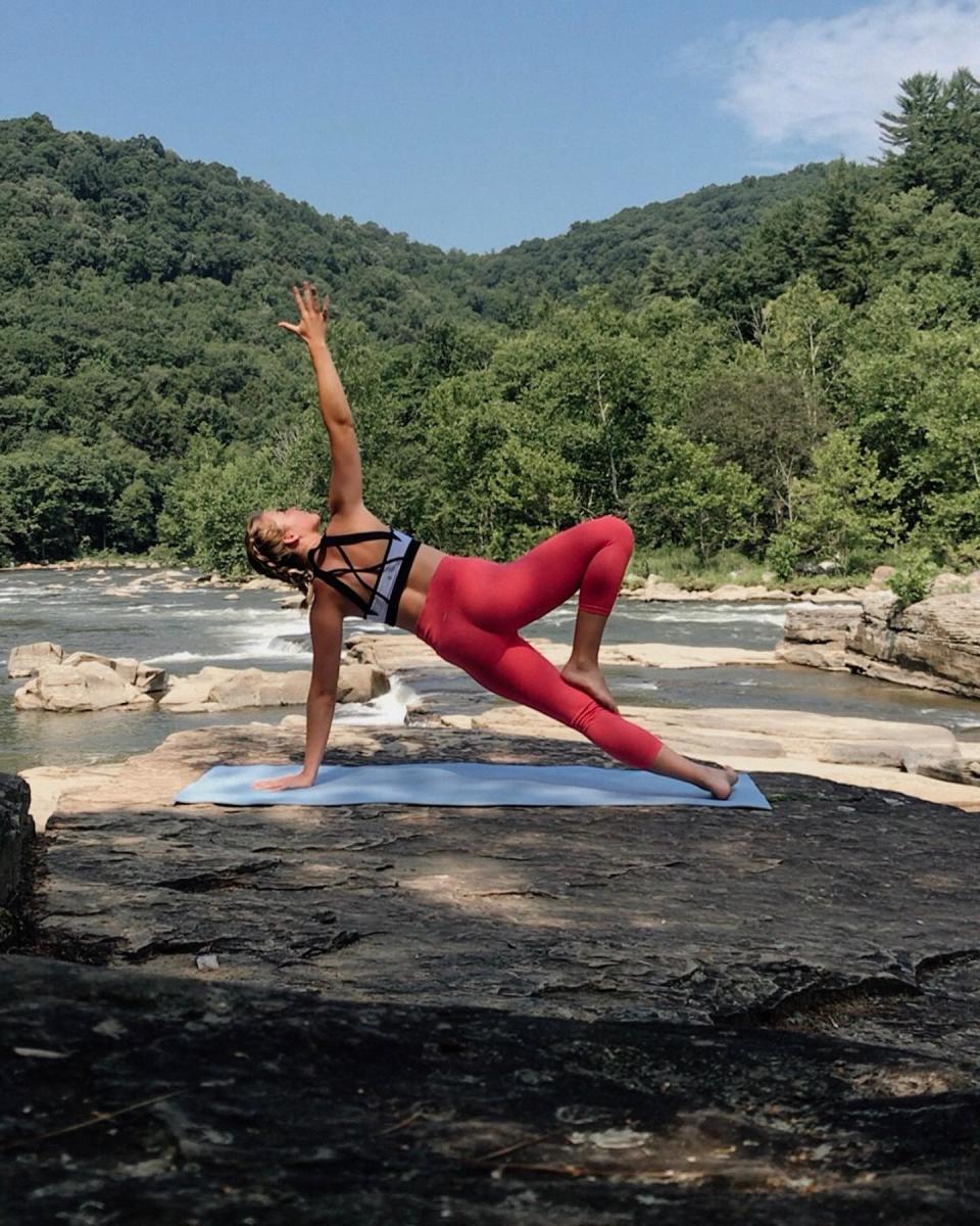 Yoga Ohiopyle